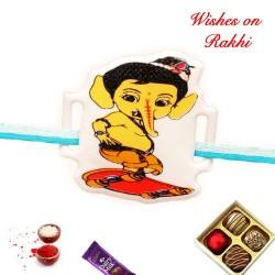 Bal Ganesh Kids Rakhi