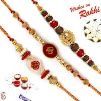 Set of 3 - Rakhis
