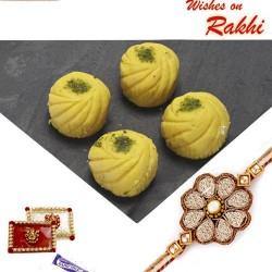 Amrit Para Sweet with FREE 1 Bhaiya Rakhi