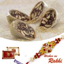 Chocolate Toss Sweet with FREE 1 Bhaiya Rakhi