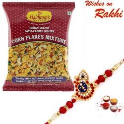 Haldiram's Corn Flakes Mixture with Bhaiya Rakhi