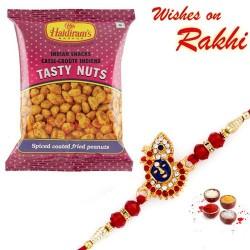 Haldiram's Salted Tasty Nuts with Bhaiya Rakhi