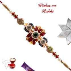 Lovely Handmade Rakhi
